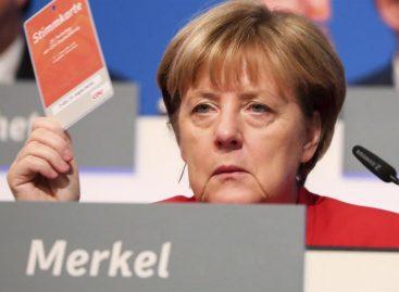 Merkel llamó a América Latina a cooperar para lograr solución pacífica en Venezuela