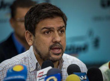 Portavoz del partido venezolano PJ no asistirá a reunión con el Gobierno