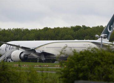 Avión se estrelló en Pakistán con 40 personas a bordo
