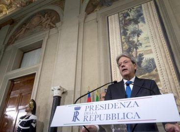 Gentiloni acelera en Italia para recibir la investidura antes del CE