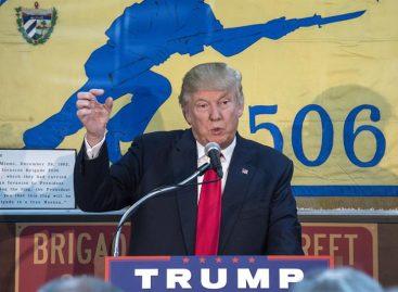 Donald Trump criticó el costo «fuera de control» de los aviones F-35