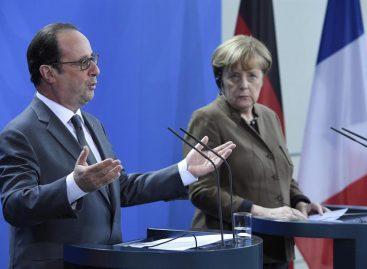 Merkel y Hollande abogan por prolongar las sanciones contra Rusia