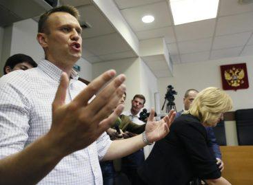 Líder opositor anunció candidatura a la Presidencia de Rusia en 2018