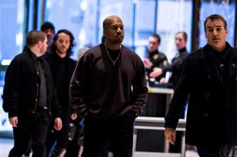El rapero Kaney West se reunió con Donald Trump