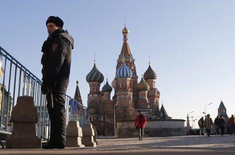 Rusia desarticuló célula terrorista que preparaba atentados en Moscú