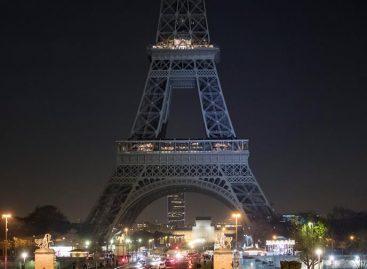 La torre Eiffel sigue cerrada, por tercer día consecutivo, por huelga