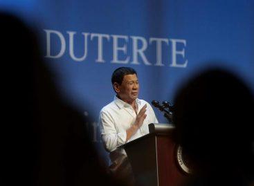 Duterte estrechó la cooperación con Singapur en terrorismo y drogas