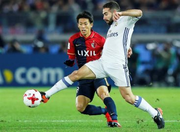 El Real Madrid-Kashima fue récord de audiencia en la televisión nipona