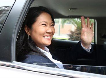 Fiscalía peruana confirmó que una nota involucra a Keiko Fujimori en caso Odebrecht
