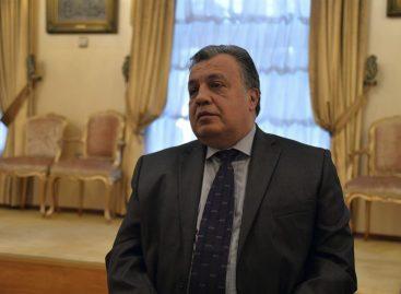 Murió el embajador el ruso tiroteadoen Ankara