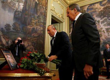 Seis detenidos relacionados con el asesinato del embajador ruso en Ankara