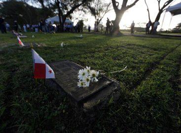 Exhumarán fosas comunes para determinar si cadáveres fueron víctimas de la invasión