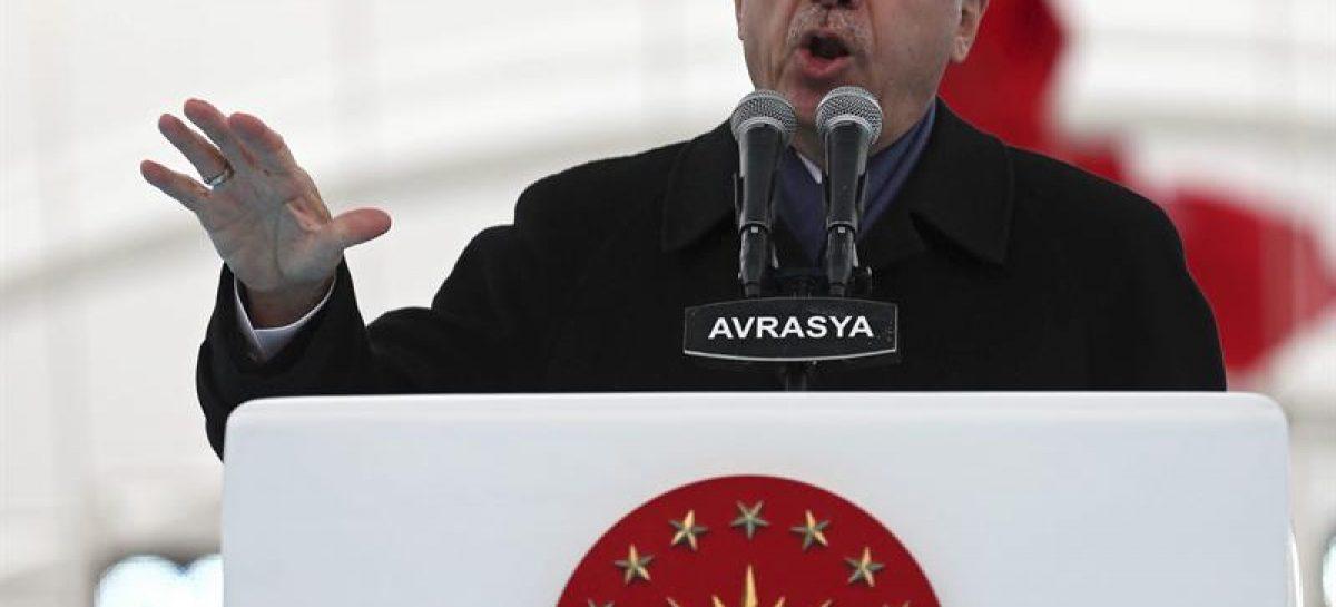 Erdogan dijo que el asesino del embajador ruso pertenecía a la red Gülen