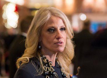 Trump nombró a Kellyanne Conway como consejera presidencial