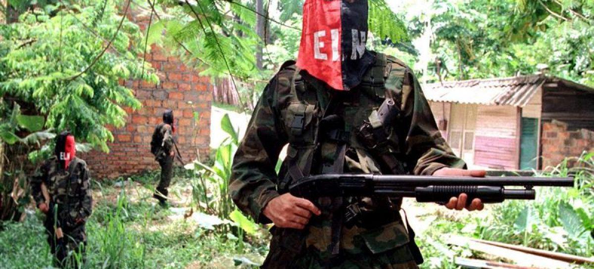 Heridos tres policías en un ataque del ELN en el norte de Colombia