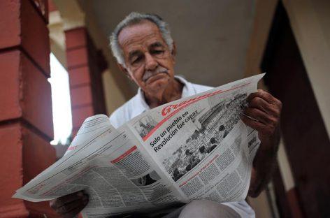 El diario cubano Granma estrena diseño sin perder su esencia