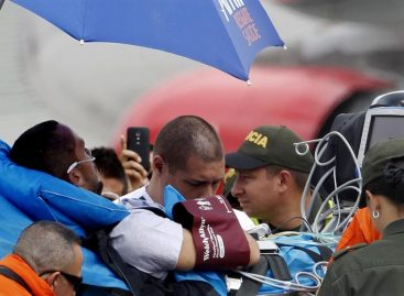 Neto, del Chapecoense, recibió el alta y dice que está «feliz por estar vivo»