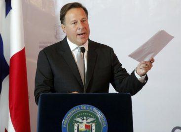 Varela dijo que hará un «pronunciamiento fuerte» sobre Odebrecht