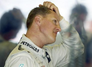 Schumacher, tres años de férrea discreción en torno a un mito