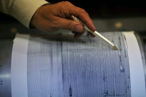 Terremoto de magnitud 6,9 sacudió el centro de Chile