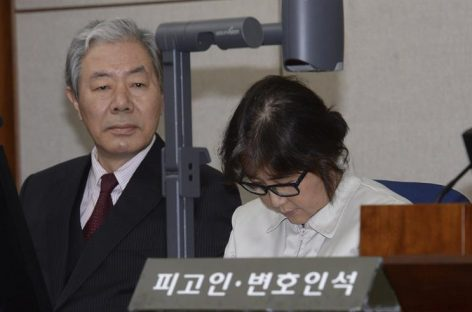 La «Rasputina» surcoreana pagó tratamientos estéticos a la presidenta