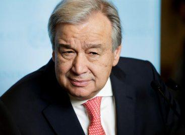 Guterres: La crisis siria se ha transformado en «un cáncer a escala global»