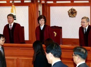 El juicio de la «Rasputina» arrojó acusaciones sobre la presidenta surcoreana