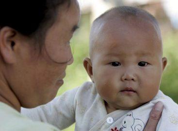 La embarazada de mayor edad en China dio a luz a los 64 años