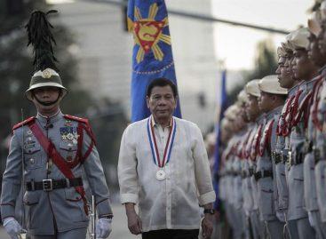 El presidente Duterte invitó a los filipinos a imitar a José Rizal
