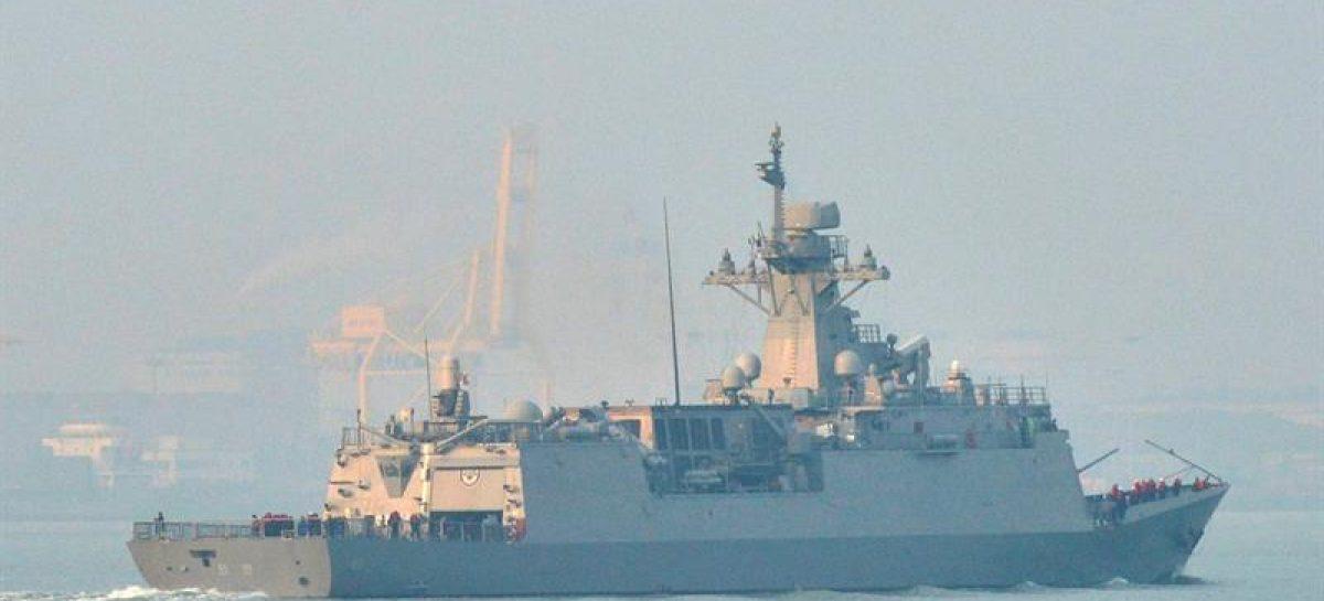 Corea del Sur realizó ejercicio naval para reforzar capacidad contra el Norte