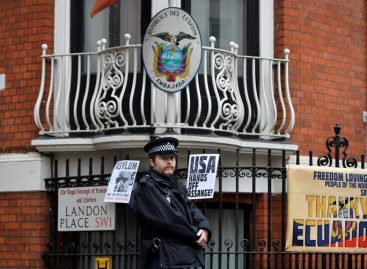 La Fiscalía sueca recibió de Ecuador la transcripción del interrogatorio a Assange