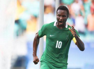 El nigeriano Obi Mikel del Chelsea, fichó por el Tianjin Teda chino