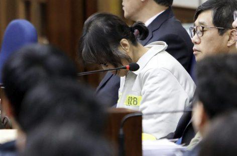 Directivos de Samsung fueron interrogados por el caso de la «Rasputina»