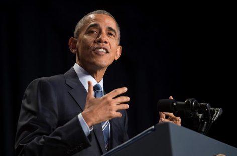 Obama dedicará último discurso a los valores con que EE.UU. debe afrontar retos