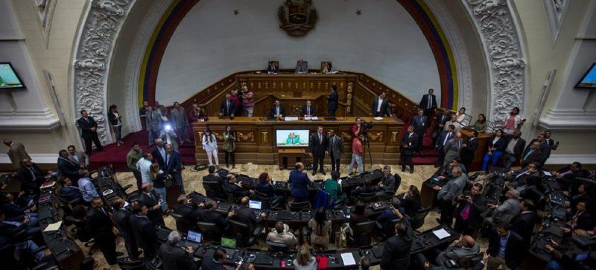Cancillería condenó proclamación ilegítima de otro presidente en la Asamblea venezolana