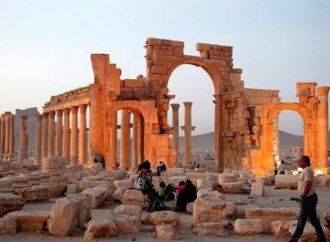 ONG: Estado Islámico ha colocado explosivos en sitios arqueológicos de Palmira