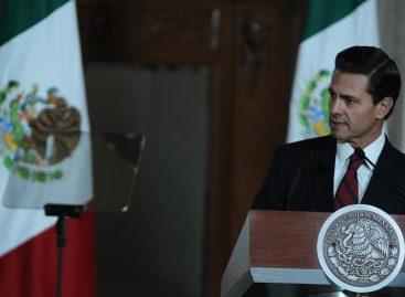 Peña Nieto endurece su discurso y rechazó las amenazas de Trump