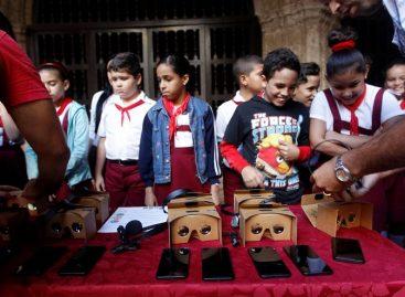 Google se estrenó en Cuba con documental en realidad virtual Martí