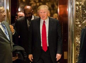 Trump sugirió que levantará sanciones a Rusia transcurrido un tiempo