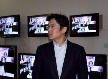 Heredero de Samsung involucrado en la trama de la «Rasputina» surcoreana