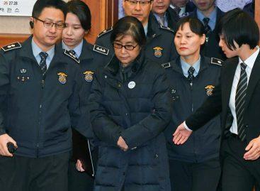 La «Rasputina» surcoreana negó haber obtenido beneficios o privilegios