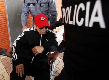 Las autoridades aprueban otorgar la detención domiciliaria a Noriega