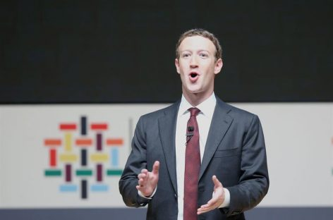 Fundador de Facebook descarta aspirar a la Casa Blanca de momento