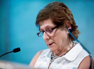 Madre del fiscal Nisman dice en EE.UU. que ansía el esclarecimiento de la muerte de su hijo