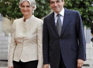 La mujer de Fillon ganó 500.000 euros de dinero público con empleo ficticio