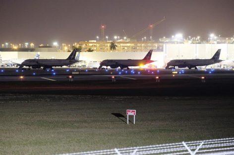Acusado del ataque en el aeropuerto de Fort Lauderdale se declaró no culpable