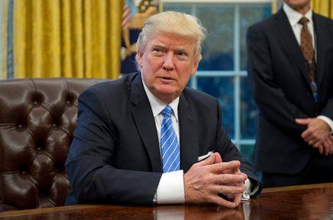 Trump mantendrá la orden de Obama contra discriminación de empleados LGBTQ