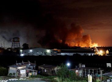 Más de 100 heridos dejó incendio enfábrica de Filipinas