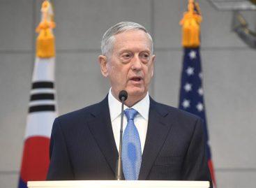 Mattis advirtió «respuesta abrumadora» ante ataque dePyongyang