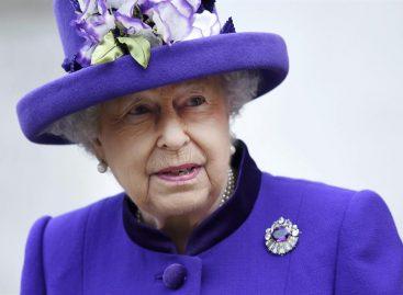 La reina Isabel II celebró 65 años eneltrono británico